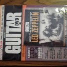 DVD GUITAR WORLD magazine Led Zeppelin instructional bass 3hrs TAB