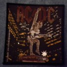 AC/DC sew-on PATCH Stiff Upper Lip acdc import NEW