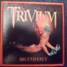 TRIVIUM sew-on PATCH Ascendancy vinyl import NEW