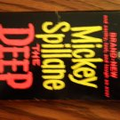 THE DEEP Mickey Spillane vintage paperback book 1962 1st Ed