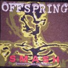 THE OFFSPRING sew-on PATCH Smash album art IMPORT