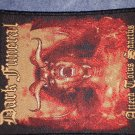 DARK FUNERAL sew-on PATCH Attera Totus Sanctus demon IMPORT