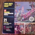 TALKING VIEW-MASTER REELS Snow White And The Seven Dwarfs gaf VINTAGE SALE