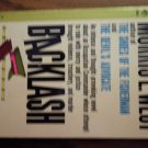 BACKLASH Morris L West vintage paperback book 2nd Ed 1964