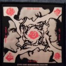 RED HOT CHILI PEPPERS sew-on PATCH Blood Sugar Sex Magic rhcp IMPORT