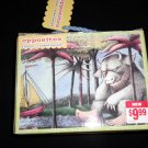 hold WHERE THE WILD THINGS ARE 2-sided puzzle awake/asleep licensed NEW