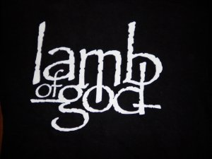LAMB OF GOD SHIRT As The Palaces Burn M
