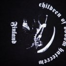 CHILDREN OF BODOM SHIRT Hatecrew Finland L