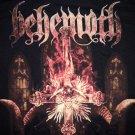 BEHEMOTH SHIRT American Apostasy Tour 2008 longsleeve LS SMALL NEW