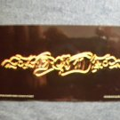 AEROSMITH STICKER gold logo NEW SALE