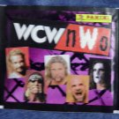 WCW/NWO ALBUM STICKERS sting goldberg hulk hogan wrestling trading cards SEALED PACK