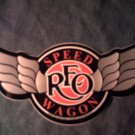 REO SPEEDWAGON STICKER wings logo SCARCE