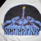 SCORPIONS SHIRT Blackout Tour USA 1982 JERSEY M VINTAGE