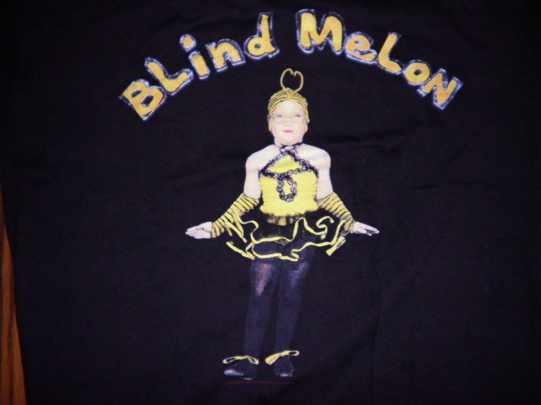 BLIND MELON SHIRT Crammed In A Van Tour 1992-93 bee girl XL VINTAGE
