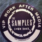 THE SAMPLES BACKSTAGE PASS Tour 2002 bsp SALE