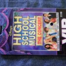 HIGH SCHOOL MUSICAL BACKSTAGE PASS The Concert disney plastic vip bsp SALE