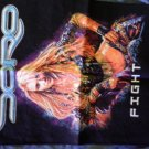 DORO BACKPATCH Fight warlock pesch patch IMPORT