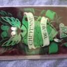 CHEYENNE BACKSTAGE PASS Tour 2006-2007 vip bsp laminate