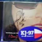 CD DANIELLE PECK I Don't single country AUTOGRAPHED