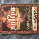 SALIVA BACKSTAGE PASS Blood Stained Love Story Tour 2006-2007 bsp