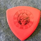 WHITE ZOMBIE GUITAR PICK Sean Yseult red dracula rob