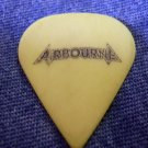 AIRBOURE GUITAR PICK yellow logo