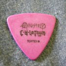 MINISTRY GUITAR PICK C U LA Tour robot purple
