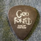 GOD FORBID GUITAR PICK jaggermiester logo black SALE