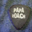 PAPA ROACH GUITAR PICK dead logo SALE