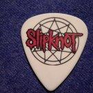 SLIPKNOT GUITAR PICK James Root #4 pentagram white