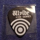 ZAKK WYLDE GUITAR PICK Icon Series heavy promo black SALE