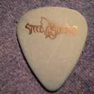 STEEL DRAGON GUITAR PICK Zakk Wylde rock star movie blue PROMO