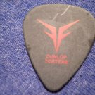 FEAR FACTORY GUITAR PICK Christian Olde Wolbers black