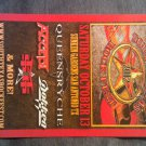CONCERT FLYER 2012 south texas rock fest queensryche accept dokken msg strf SALE