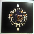 CYPRESS HILL DECAL not STICKER jester skull rap VINTAGE
