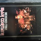 VHS IRON MAIDEN Behind The Iron Curtain live 1984