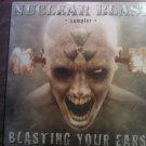 CD V/A dimmu borgir death angel edguy destruction kataklysm gorgoroth exodus metal PROMO