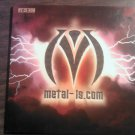 CD-ROM V/A rob halford motorhead entombed the almighty coc PROMO