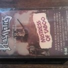 PLASMATICS cassette tape Mistress Of Taboo wendy o williams punk SEALED