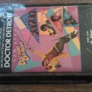 DOCTOR DETROIT cassette tape movie soundtrack devo james brown pattie brooks SEALED