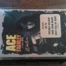 ACE FREHLEY cassette tape Trouble Walkin kiss SEALED