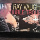 VHS STEVIE RAY VAUGHAN And Double Trouble Live From Austin Texas