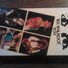 VHS QUEEN We Will Rock You freddie mercury SALE
