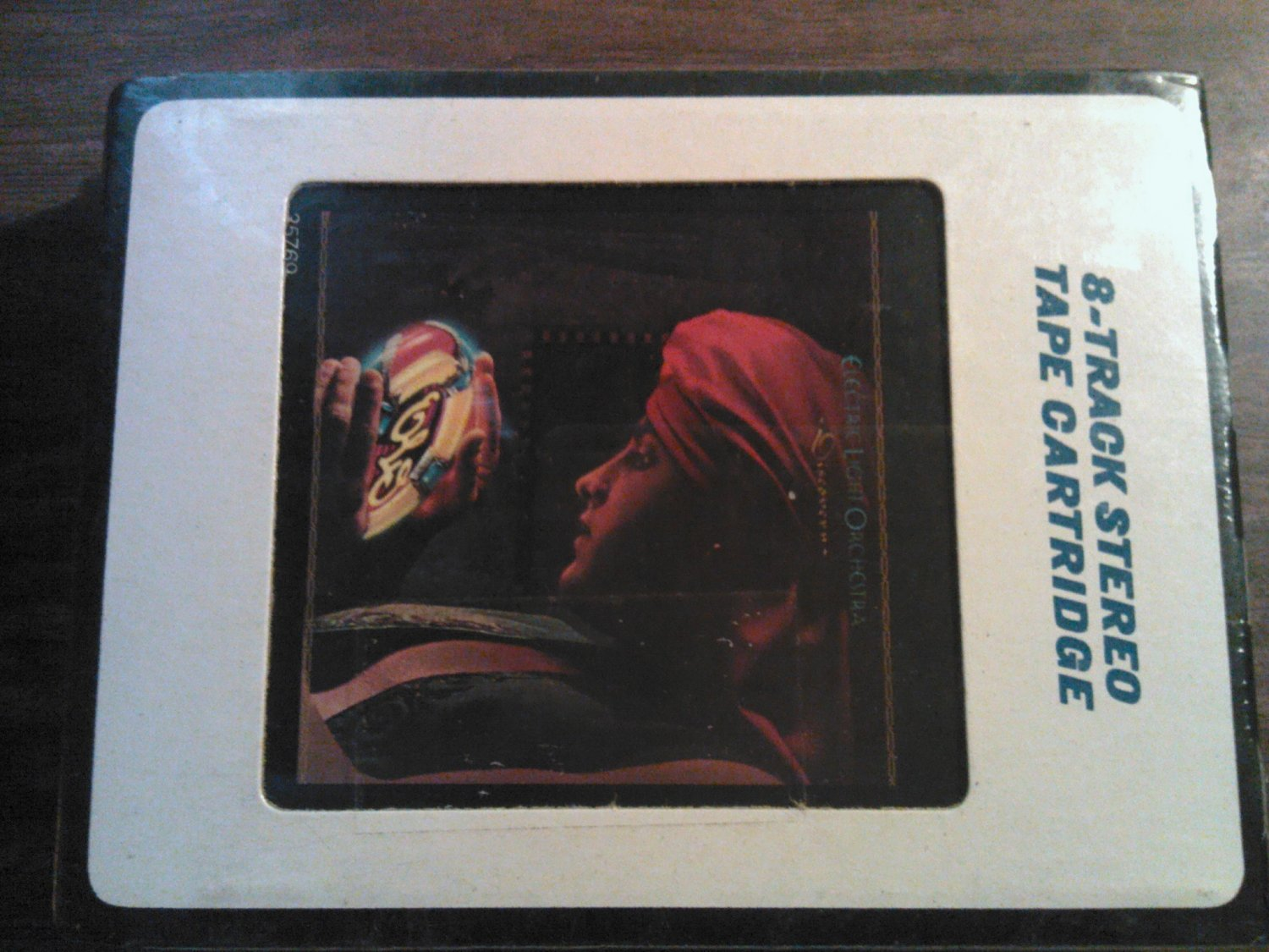 ELECTRIC LIGHT ORCHESTRA 8-TRACK TAPE Disovery don't bring me down elo vintage SEALED