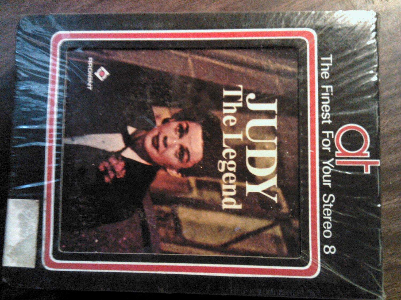 JUDY GARLAND 8-TRACK TAPE the Legend vintage SEALED SALE