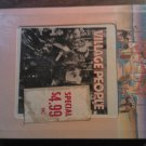 VILLAGE PEOPLE 8-TRACK TAPE self titled disco vintage SEALED