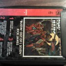 RICK JAMES 8-TRACK TAPE Bustin Out of L Seven VINTAGE
