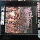 THE WARRIORS 8-TRACK TAPE movie soundtrack joe walsh VINTAGE