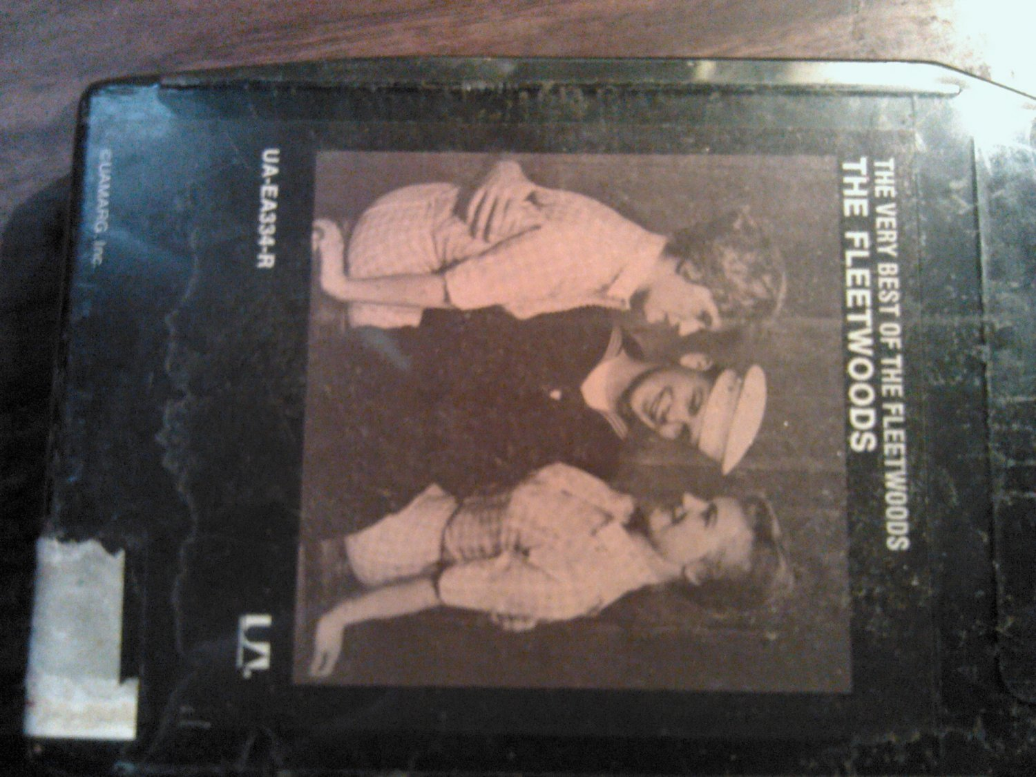THE FLEETWOODS 8-TRACK TAPE the Very Best hits vintage SEALED SALE