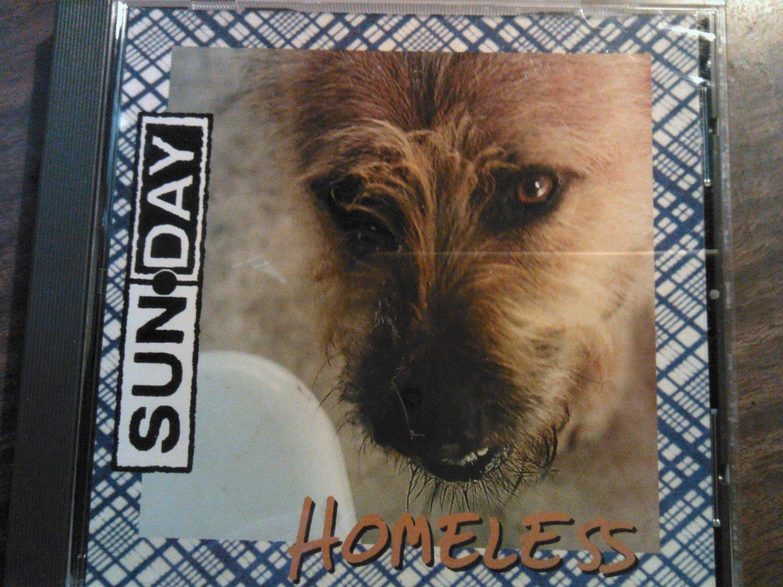 CD SUN*DAY Homeless kissable believe single ep sunday texas SALE